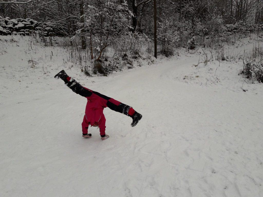 Ferieturn i vinterferien